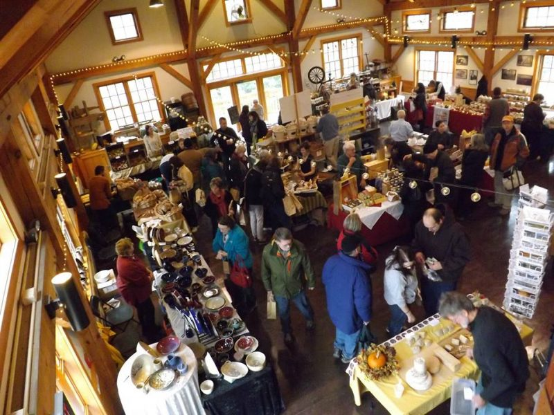 trade fair at stonewall farm