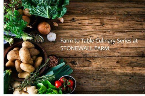 Farm to Table class